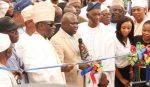 Governor Ambode opens new TBS bus terminal