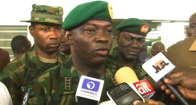 Costs of War: Nigeria spent $2.6bn in 2016 to fight Boko Haram – Olonisakin