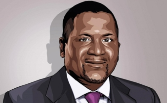 VIDEO: I once withdrew $10m cash just to look at —Aliko Dangote