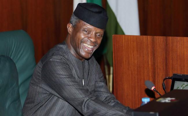 Osinbajo presides over FEC meeting in Buhari's absence