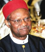 Anyaoku calls for restructuring of Nigeria along six federating units