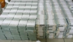 [UPDATED] EFCC discovers $38m, N23m, and £27,000 inside Lagos private apartment!