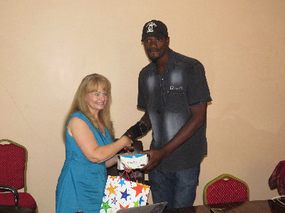 Max International chips in donation for injured Kano Pillars player