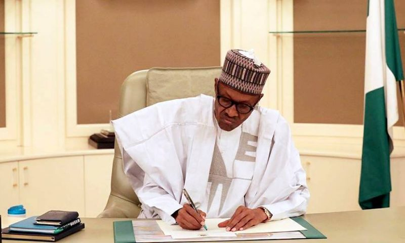 Why I don't make public appearances anymore – Buhari