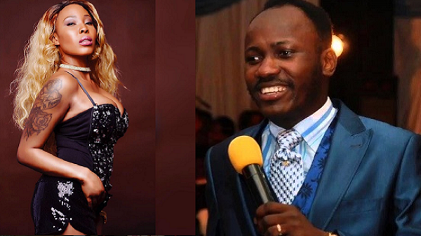 Stephanie Otobo files $5m lawsuit against Apostle Suleman in Canada