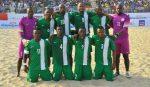 Nigeria beach football players denied US visa