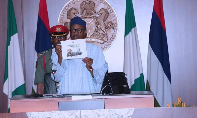 FG will combat economic hardship with anti-terror approach – Buhari