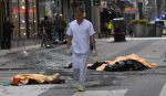 Sweden terror attack leaves two dead and many injured