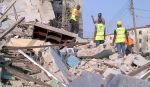 (UPDATED) Two killed, 14 injured  as another building collapses in Lagos