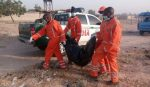 Three suicide bombers killed in foiled attack