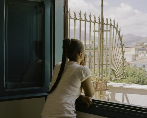 Horrible lives of Nigerian girls trafficked into Italy