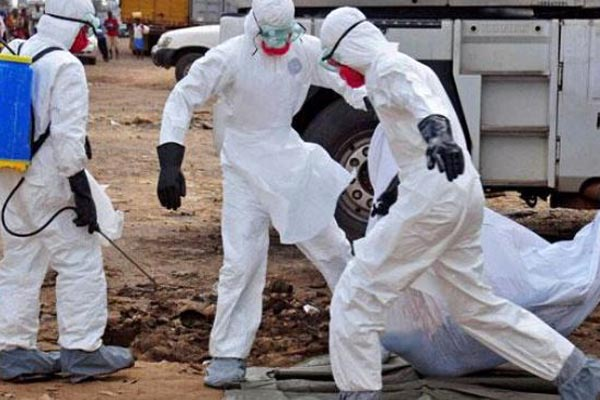Ebola kills 26 in DR Congo in one day