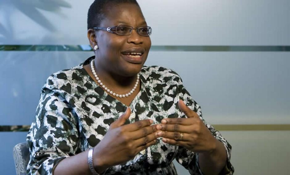 Ezekwesili  reacts to Buhari's order to CBN on forex for food importation, calls president out-of-touch leader