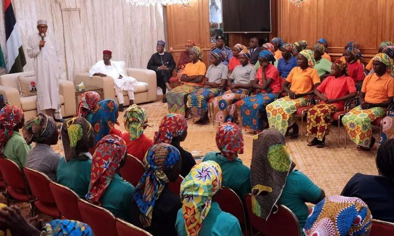 Our kidnap by B'Haram in 2014 accidental — Chibok girls