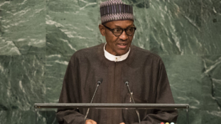Buhari at the UN, calls for help in the fight against terrorism in Chad basin