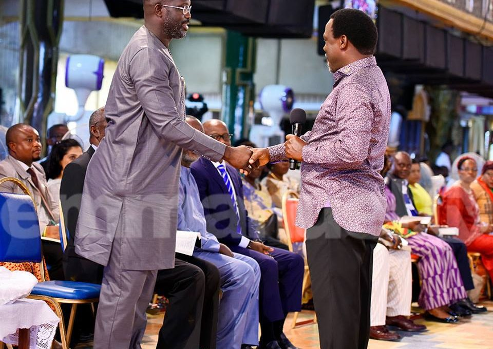 Prophet TB Joshua using 'demonic powers' – American pastor