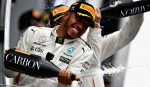 JUST IN: Lewis Hamilton wins fourth world title at Mexican Grand Prix