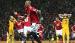 Fluke goal sees United beat Brighton at Old Trafford