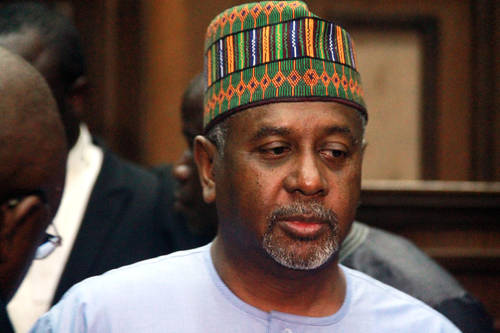 I can't remember if and why Metuh was paid N400m, Dasuki tells court