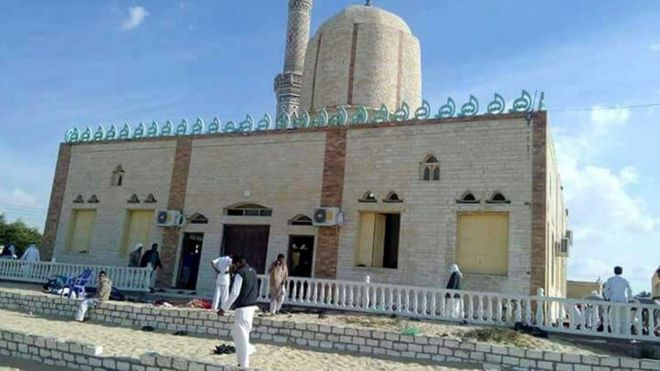 (Updated)  Death toll in Egypt Sinai mosque terror attack rises to 235