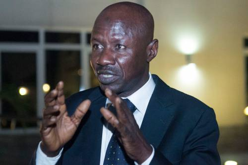 Corruption has made Nigeria 'Laughing Stock' – Magu