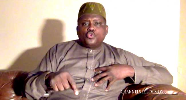 VIDEO: Maina Breaks Silence, Begs Buhari For Chance To Prove Innocence