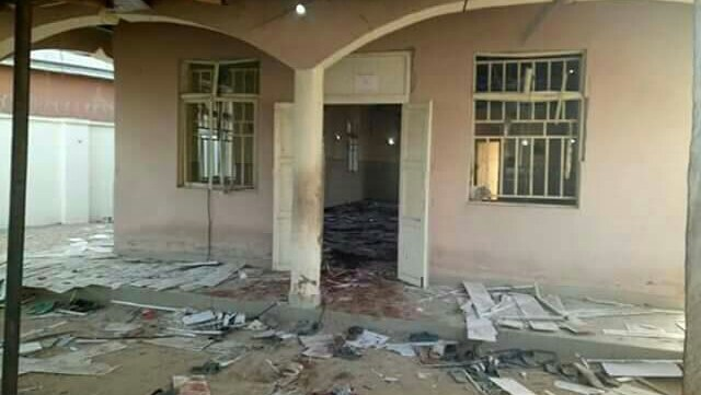 (Updated) Death toll in Mubi suicide attack rises to 50- Police