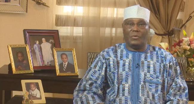 Why  I am returning to PDP- Atiku Abubakar