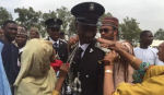 Emir Sanusi's first son joins police