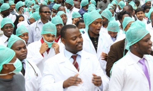 Ministerial slots: Health workers plan showdown with FG