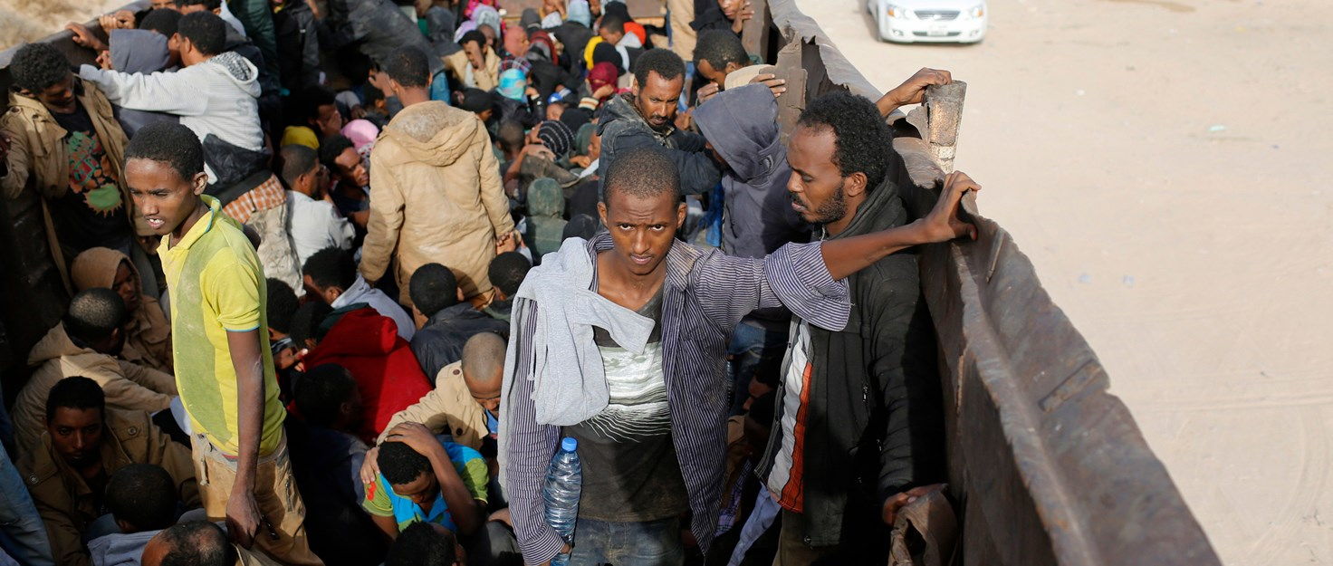 UN calls on social media giants to control platforms used to lure African migrants