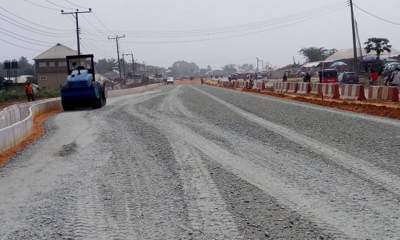 ( PHOTOS) Over 1740 km road done so far says A'ibom Government