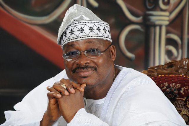 I prefer being senator to being Buhari's minister– Ex-gov Ajimobi