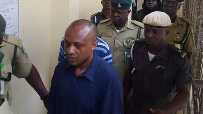 Kidnap kingpin, Evans, loses in court