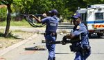 Two South African police officers remanded over death of Nigerian