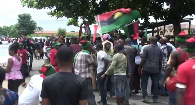IPOB urges FG to free Kanu, others over missing case files