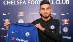 Emerson Palmieri completes move from Roma to Chelsea