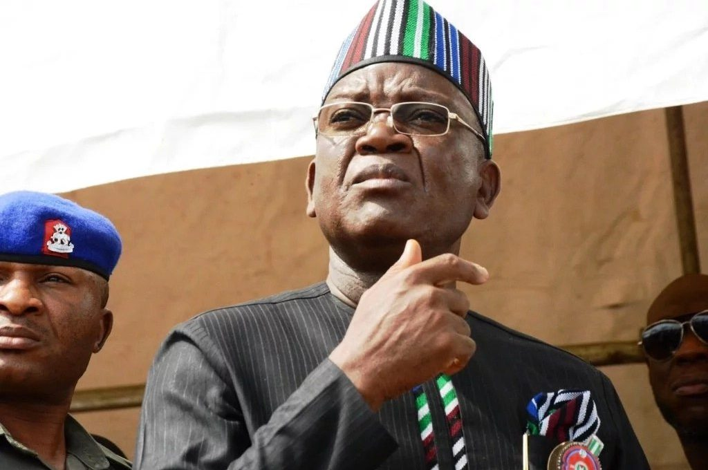 Ortom to FG: Forget Ruga, face desert encroachment