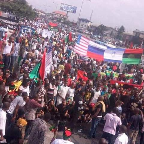 INTERVIEW: We'll forget Biafra on one condition- IPOB