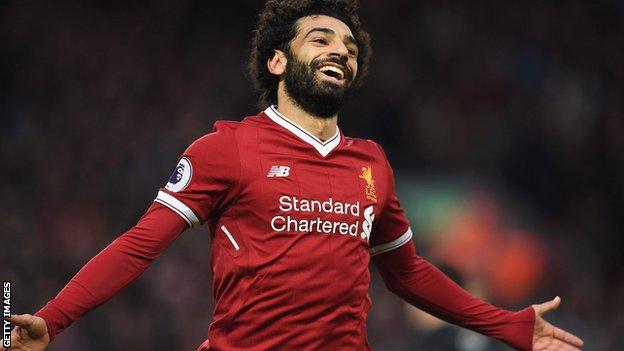 Salah, Oshoala win African Player of the Year Awards