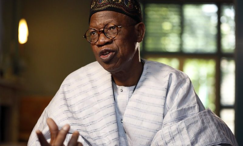 FG not sure of true situation of missing schoolgirls – Lai Mohammed