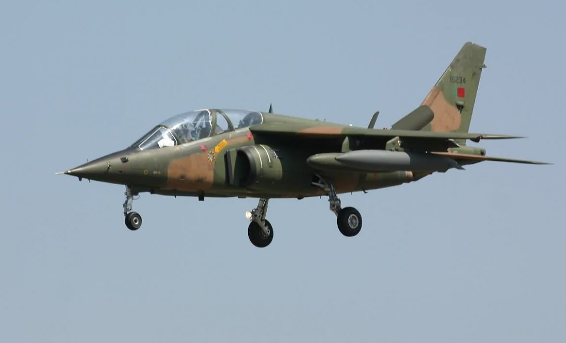 NAF degrades insurgents' hideout in Sambisa forest