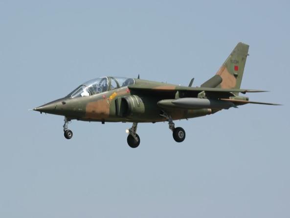 NAF destroys bandits' logistics base in Zamfara