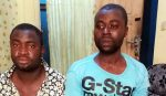 Pastor, one other arrested for alleged armed robbery