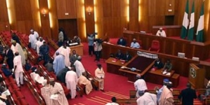 Senate moves to override Buhari on two bills