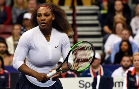 I almost died giving birth – Serena Williams