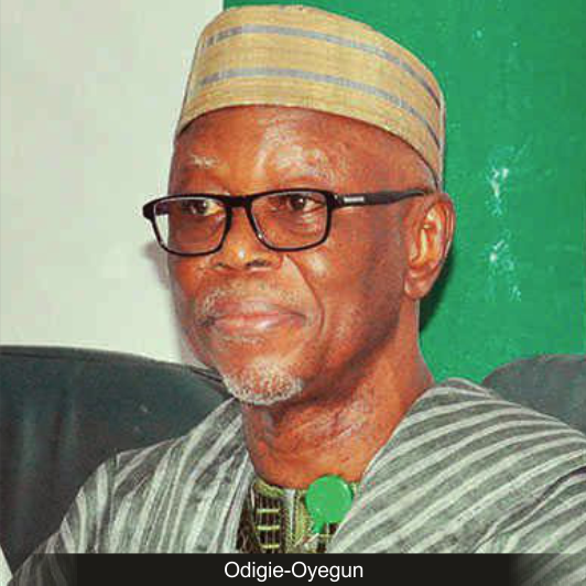 2019 polls: Bury your head in shame, Oyegun tells APC leaders