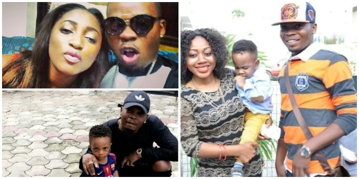 Rapper Olamide proposes to long-time partner