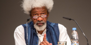 Deal with the substance of Obasanjo's comment on insecurity, Soyinka urges FG