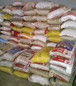 Navy arrests 12 suspected smugglers, impounds 1,706 bags of smuggled rice in Akwa Ibom